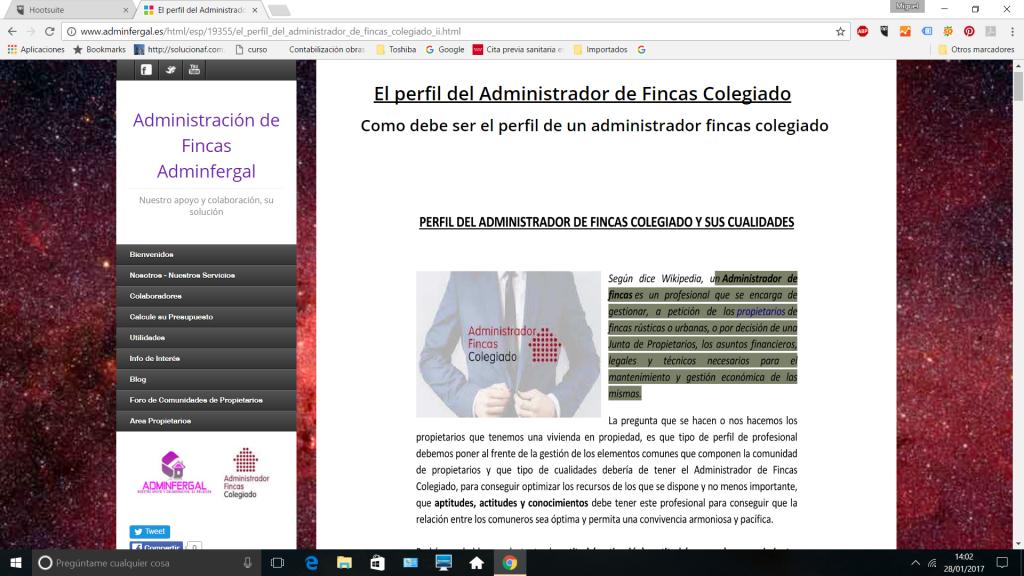 El perfil del administrador de fincas y sus cualidades