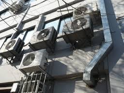 Aire acondicionado. Contaminación térmica