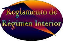 Reglamento Régimen Interior