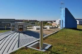 Solicitud instalación chimenea atravesando cubierta/tejado del edificio