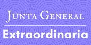 Las juntas generales extraordinarias en las comunidades de propietarios