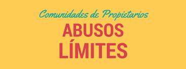 Las limitaciones como Presidente de una Comunidad de Propietarios