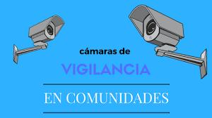 Cámara de seguridad en un edificio y vulneración de derechos
