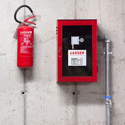 ¿Es obligatorio reparar las instalaciones contraincendios?