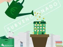 Como distribuir una subvención en una comunidad de propietarios