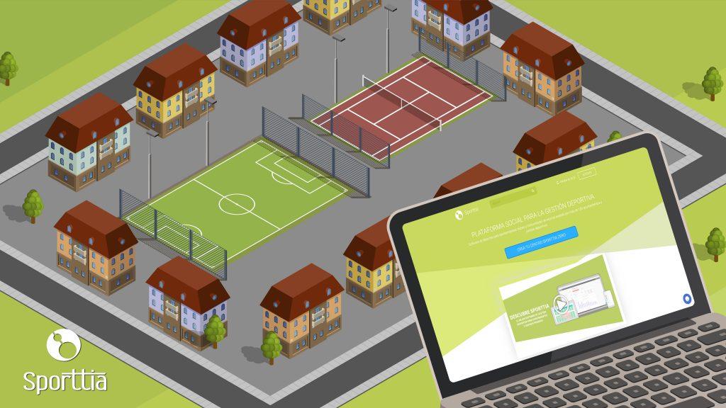 Las nuevas tecnologías aterrizan en las instalaciones deportivas comunitarias