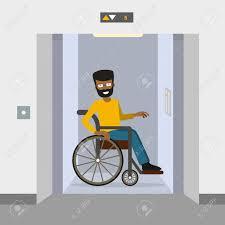 Necesidad sustitución ascensor para que permita acceso silla de ruedas