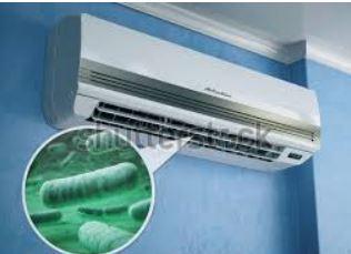 Mantenimiento del equipo de aire acondicionado y la Legionella