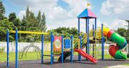 Instalación parque infantil. Mayorías necesarias